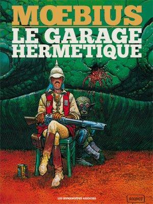Chasseur déprime - Le garage hermétique édition Edition Luxe 30x40