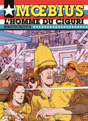L'homme du Ciguri édition Réédition colorisée