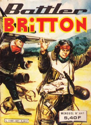Battler Britton édition Simple (1958 - 1986)
