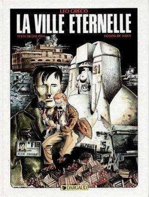 Léo Greco - La ville éternelle édition Simple
