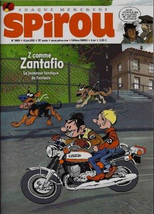 Album Spirou (recueil) # 3869