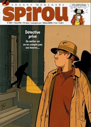 Le journal de Spirou # 3870