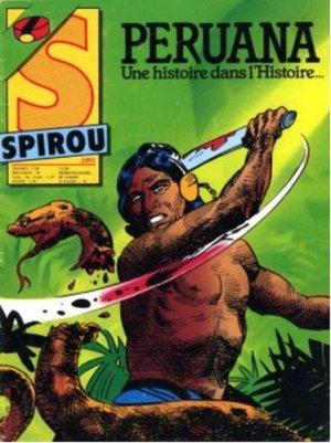 Le journal de Spirou # 2491