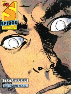 Album Spirou (recueil) # 2522