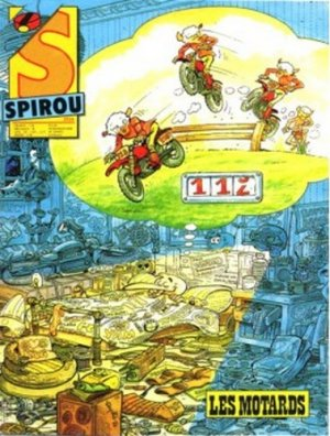Album Spirou (recueil) # 2524