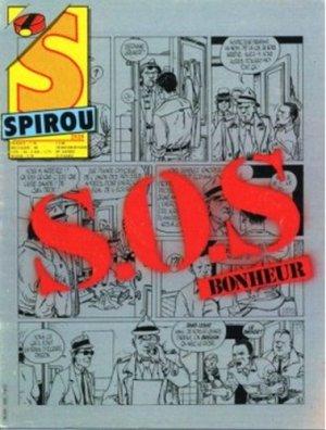 Album Spirou (recueil) # 2525