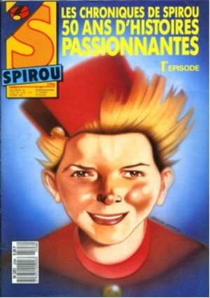 Le journal de Spirou # 2596