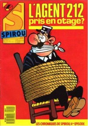 Album Spirou (recueil) # 2599