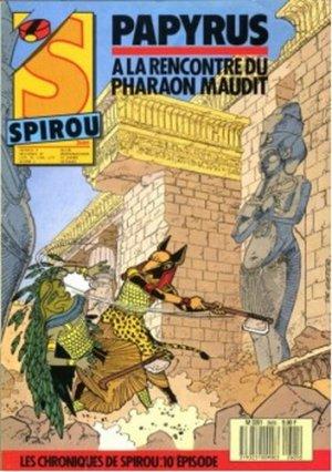 Album Spirou (recueil) # 2605