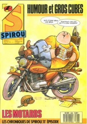 Le journal de Spirou # 2606