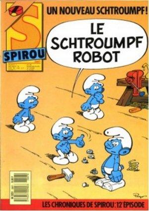 Le journal de Spirou # 2607