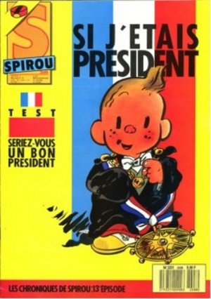 Album Spirou (recueil) # 2608