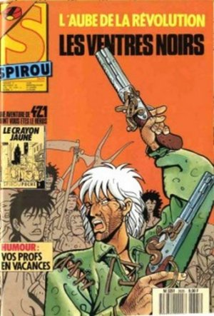 Album Spirou (recueil) # 2625