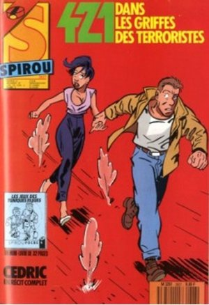 Album Spirou (recueil) # 2627