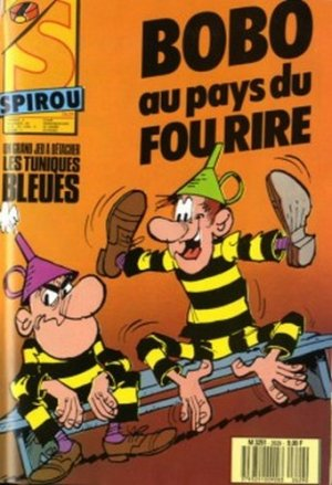 Album Spirou (recueil) # 2629