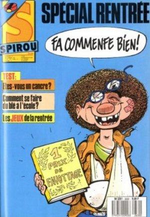 Album Spirou (recueil) # 2630