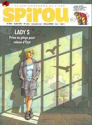Album Spirou (recueil) # 3873