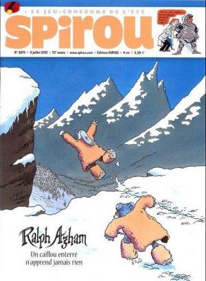 Le journal de Spirou # 3874