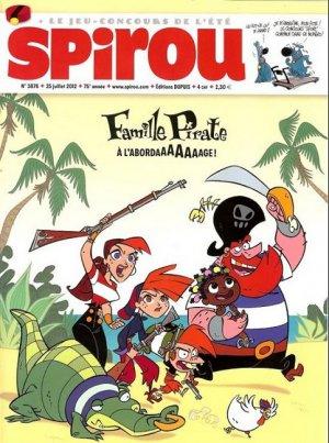 Album Spirou (recueil) # 3876