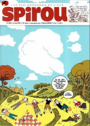 Album Spirou (recueil) # 3878