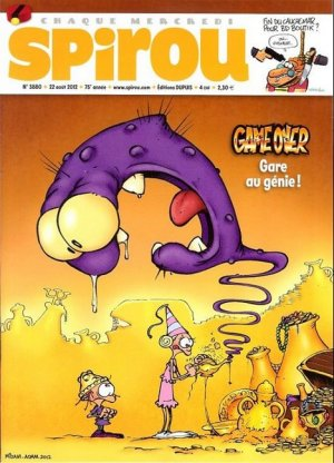 Le journal de Spirou # 3880