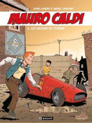 Mauro Caldi # 6 simple