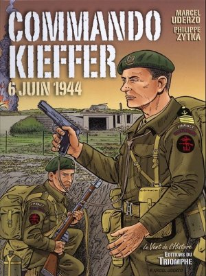 Commando Kieffer - 6 Juin 1944 édition Simple