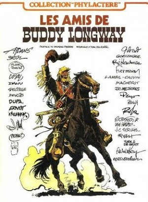 Les amis de Buddy Longway édition Simple