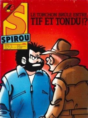 Album Spirou (recueil) # 2501