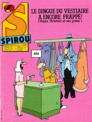 Album Spirou (recueil) # 2503