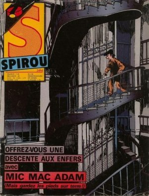 Le journal de Spirou # 2494