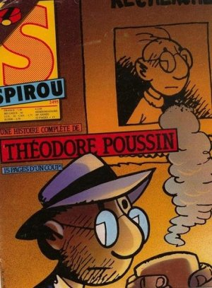 Album Spirou (recueil) # 2495