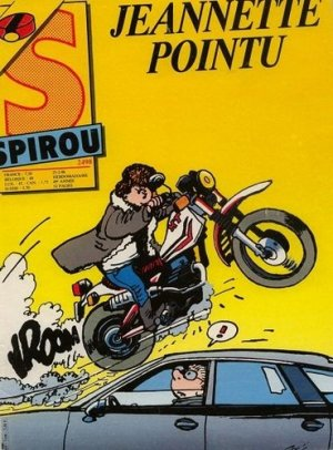 Album Spirou (recueil) # 2498