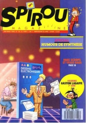 Le journal de Spirou # 2688