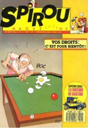 Album Spirou (recueil) # 2691