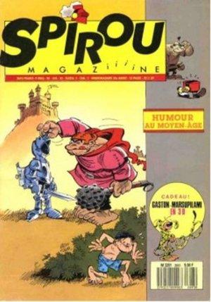 Album Spirou (recueil) # 2693