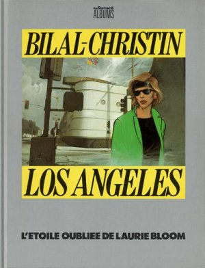 Los Angeles - L'étoile oubliée de Laurie Bloom édition Simple