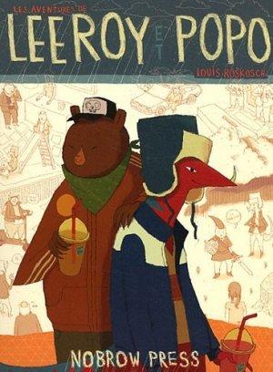 Les aventures de Leeroy et Popo édition simple