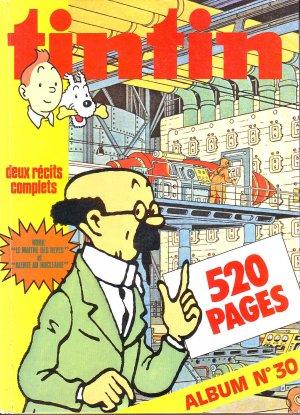 Tintin édition Recueil