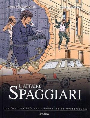 L'affaire Spaggiari édition Simple