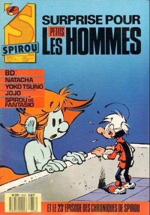 Album Spirou (recueil) # 2618