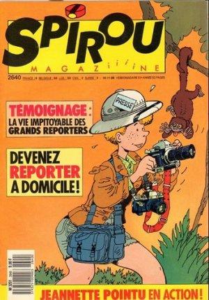 Le journal de Spirou # 2640