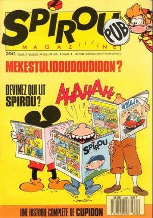 Le journal de Spirou # 2642