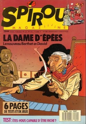 Album Spirou (recueil) # 2644