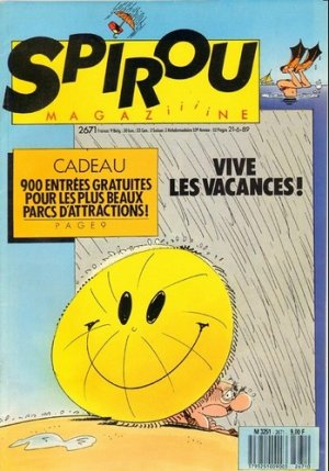 Le journal de Spirou # 2671