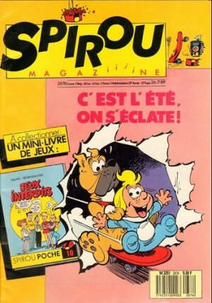 Album Spirou (recueil) # 2676