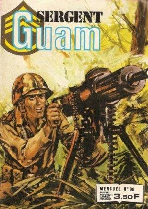 Sergent Guam 98 - Le prisonnier