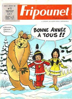 Fripounet Marisette édition 1969