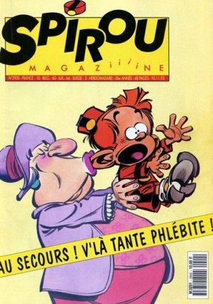 Album Spirou (recueil) # 2900