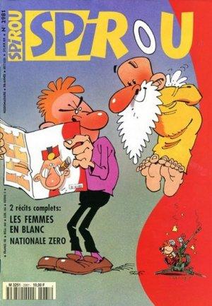 Le journal de Spirou # 2981
